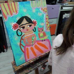 portret-akryl-na-plotnie-male-dzieci-w-akademia-rysunku
