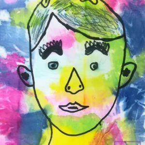portret-chlopca-narysowany-na-lekcji-rysunku-akademia-rysunku