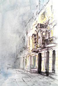 rysunek-architektury-miasta-plener-malarski-poznan