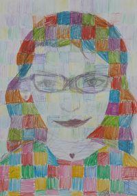 autoportret-wiek-10-lat-plener-zimowy-akademia-rysunku-poznan
