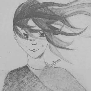 portret-manga-rysunek-dziecka-10-lat