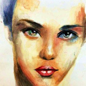 portret-akwarela-cwiczenia-online-z-kursu-malowania-akwarela
