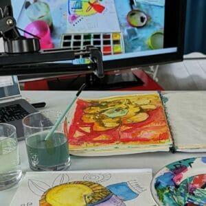 malowanie-online-z-akademia-rysunku